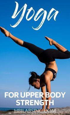 These yoga workouts for the upper body will give you strength as well as all of the added benefits of regular yoga practice for your entire body. Yoga for Upper Body Strength Chest Workout At Home, Chest Workouts, Fun Workouts, At Home Workouts, Bike Workouts, Swimming Workouts, Swimming Tips, Yoga Fitness, Fitness Tips