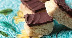 Chokladokokosbar_kokosolja_mandelmjöl_agavesirap_kokosmjöl