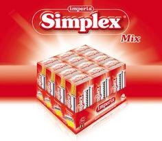 Imperia Simplex Mx, l'espositore da banco per scegliere il Simplex che più vi piace.