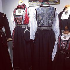 Folk Costume, Costumes, Norway, Victorian, Tags, Handmade, Instagram, Dresses, Fashion