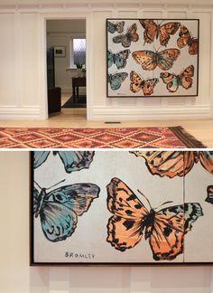 David Bromley 'Butterflies'