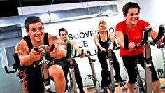 Rolling Hills Spin Class Routine + Playlist.  It's a killer cardio class, with fun music!