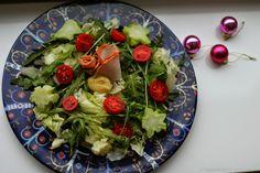 Ketunhäntä keittiössä: Everyday Cooking: Christmas inspired salad
