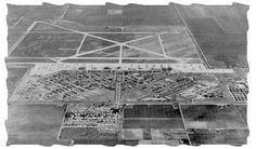 Harlingen was once home to an Air Force training base.