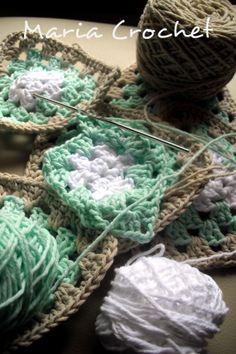guirnalda Maria Crochet