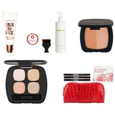 Nothing says spring like a glorious (faux) tan! Get glowing with bareMinerals on QVC