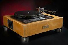 Vintage audio Garrard 401turntable