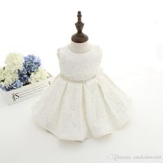 2019 2016 New Summer Baby Girl Baptism Dress With Hat Gown Ball Pink Formal  Baptism Clothes Baby Girl Christening Gowns From Cutekidsworld 66d1da2f6a74