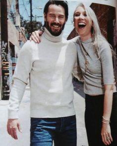 Keanu Reeves Girlfriend 2019, Celebrity Travel, Celebrity Photos, Jennifer Syme, Alexandra Grant, Keanu Reeves Quotes, Thanks My Friend, Avan Jogia, Taylor Kitsch