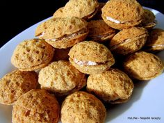 Christmas Cookies, Nom Nom, Muffin, Food And Drink, Breakfast, Desserts, Christmas Recipes, Petra, Drinks