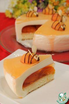 """Торт """"Неправильный мёд"""""""