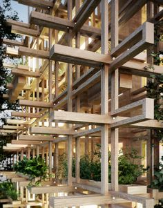 Gardenhouse Concept Architecture by Penda