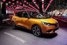 Nouveau Renault Scenic #MondialAuto