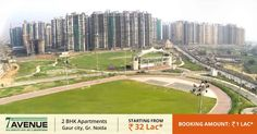 Gaur City 7th Avenue homes offer you every possible prerequisite at one place which is an out of the league feature.