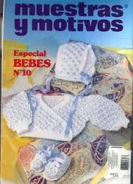 Мобильный LiveInternet Журнал : muestras y motivos Especial Bebes 10 . Knitting Books, Crochet Books, Knitting For Kids, Baby Knitting, Knit Crochet, Knitting Magazine, Crochet Magazine, Crochet Designs, Knitted Hats