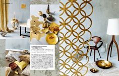 Rubelli, Weitzner, Brochier, Fadini & Pollack has been featured in ELLE Decoration Magazine this month. Page 7-8.