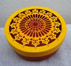 Atelier de Arte Julainne: Caixa de madeira - Mandala