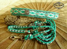 Paracord Braids, Paracord Projects, Dog Birthday, Dog Collars, Dog Leash, Dog Bed, Puppy Love, Jasper, Turquoise Bracelet
