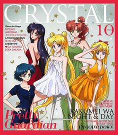 Sailor Moon Crystal: CD e video musicale