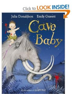 C and H are very into babies at the moment, so H often requests this 'baby' book.  I am just obsessed with everything that Emily Gravett does (and I love looking out for the bears hidden in each spread!).