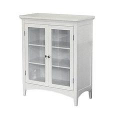 Elegant Home Fashions 7060 Madison Avenue Double Floor Cabinet