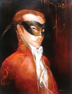 Anne Bachelier The Phantom of the Opera: Raoul (Refusee)