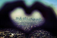 Hollywood Roosevelt has a secret admirer. #LA #VDAY #love