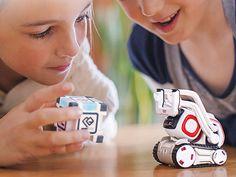 robot que expresa emociones