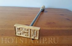 Branding Iron, Wood, Woodwind Instrument, Timber Wood, Trees