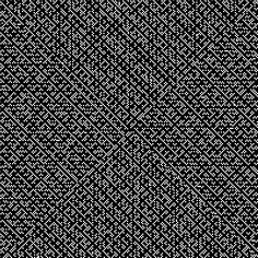Ulam Spiral Images by Matthew M. Conroy.        The Ulam spiral, or prime spiral (in other languages also called the Ulam Cloth) is a simple method of visualizing the prime numbers that reveals the apparent tendency of certain quadratic polynomials to generate unusually large numbers of primes.