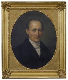 Léonard François Berger Nicéphore Niépce 1854 Collection musée Nicéphore Niépce