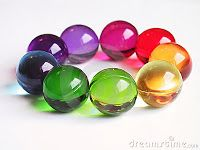 Bath oil beads - Mom always got these at Christmas