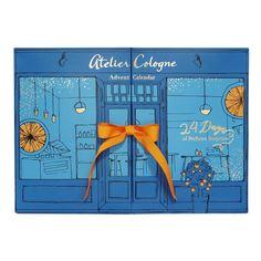 calendriers de l'avent 2018, guide ultime Brand Packaging, Box Packaging, Packaging Design, Branding Design, Cologne, Beauty Advent Calendar, Cosmetic Box, Press Kit, Box Design