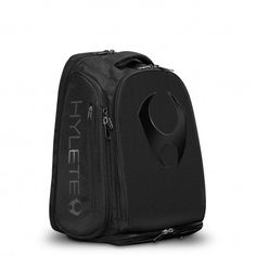 HYLETE - icon expandable backpack (black/gun metal) $165
