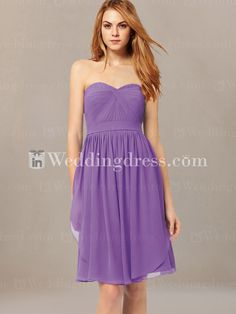 Style BR047-Plus Size Bridesmaid Dresses with Great Discount