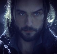 Ichabod Crane; I'm excited about Sleepy Hollow. I hope it continues to be enjoyable!