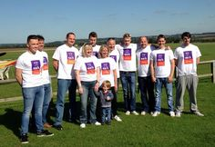 Team Munro Skydive, Raising £4000 for EACH