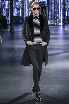saint laurent mens aw15 look 18