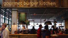 Picture of Gourmet Burger Kitchen (GBK) in Stratford, London
