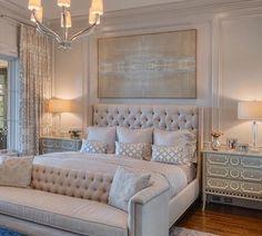 46 Stunning Luxury Bedroom Design Ideas To Get Quality Sleep bedroom decor Simple Bedroom Design, Luxury Bedroom Design, Master Bedroom Design, Interior Design, Bedroom Designs, Master Suite, Luxury Home Decor, Luxury Master Bedroom, Luxury Interior
