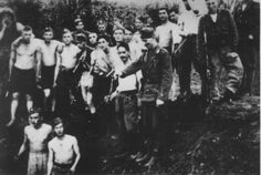 WWII. - 1941. - Croatia / NDH - training camp - ustase, logor Slano, Pag,'obuka',