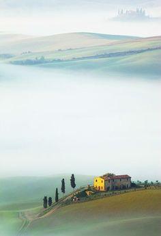 Tuscany, Italy,