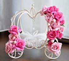濃いピンクも素敵 Engagement Ring Platter, Wedding Engagement, Wedding Rings, Engagement Rings, Indian Wedding Receptions, Paint Brush Art, Packing Ideas, Flower Earrings, Orchids