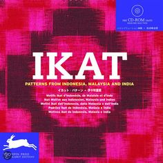 Op voorraad: Ikat patterns from Indonesia, Malaysia and India - Pepin Roojen - ISBN 9789057680588. This book contains stunning images for use as a graphic resource, or inspiration. All the illustrations are stored in high-resolution format on the enclosed free CD-ROM and are ready to use for professional quality printed media and...GRATIS VERZENDING IN BELGIË - BESTELLEN BIJ TOPBOOKS VIA BOL COM OF VERDER LEZEN? DUBBELKLIK OP BOVENSTAANDE FOTO!