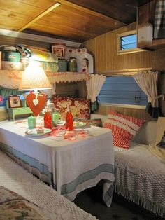 Art Garden Diva: Tiny Trailers- A Girl Cave