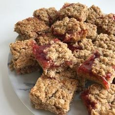 Best Ideas For Baking Goods Recipes Sweet Healthy Pie Recipes, Healthy Bars, Fun Baking Recipes, Sweet Recipes, Snack Recipes, Healthy Snacks, Healthy Cookies, Vegan Baking, Healthy Baking