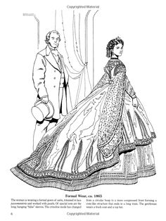 Late Victorian and Edwardian Fashions (Dover Fashion Coloring Book): Tom Tierney: 9780486444581: Amazon.com: Books