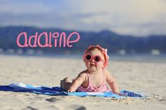 """Adaline. The meaning of this lovely name is """"noble.""""   30 French Baby Names So Pretty They Will Make You Want To Get Pregnant"""