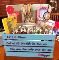 Gift basket for #BigLittle - ph