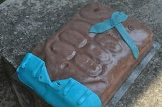 Male body cake